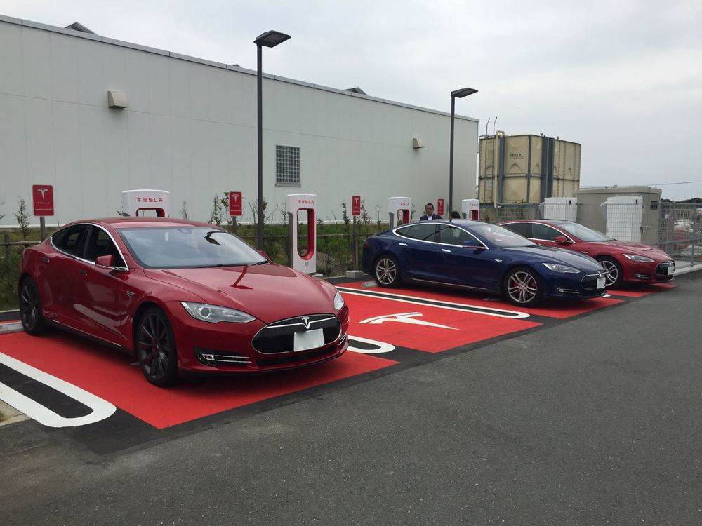 The Red Rocket gets supercharged at Hamamatsu.