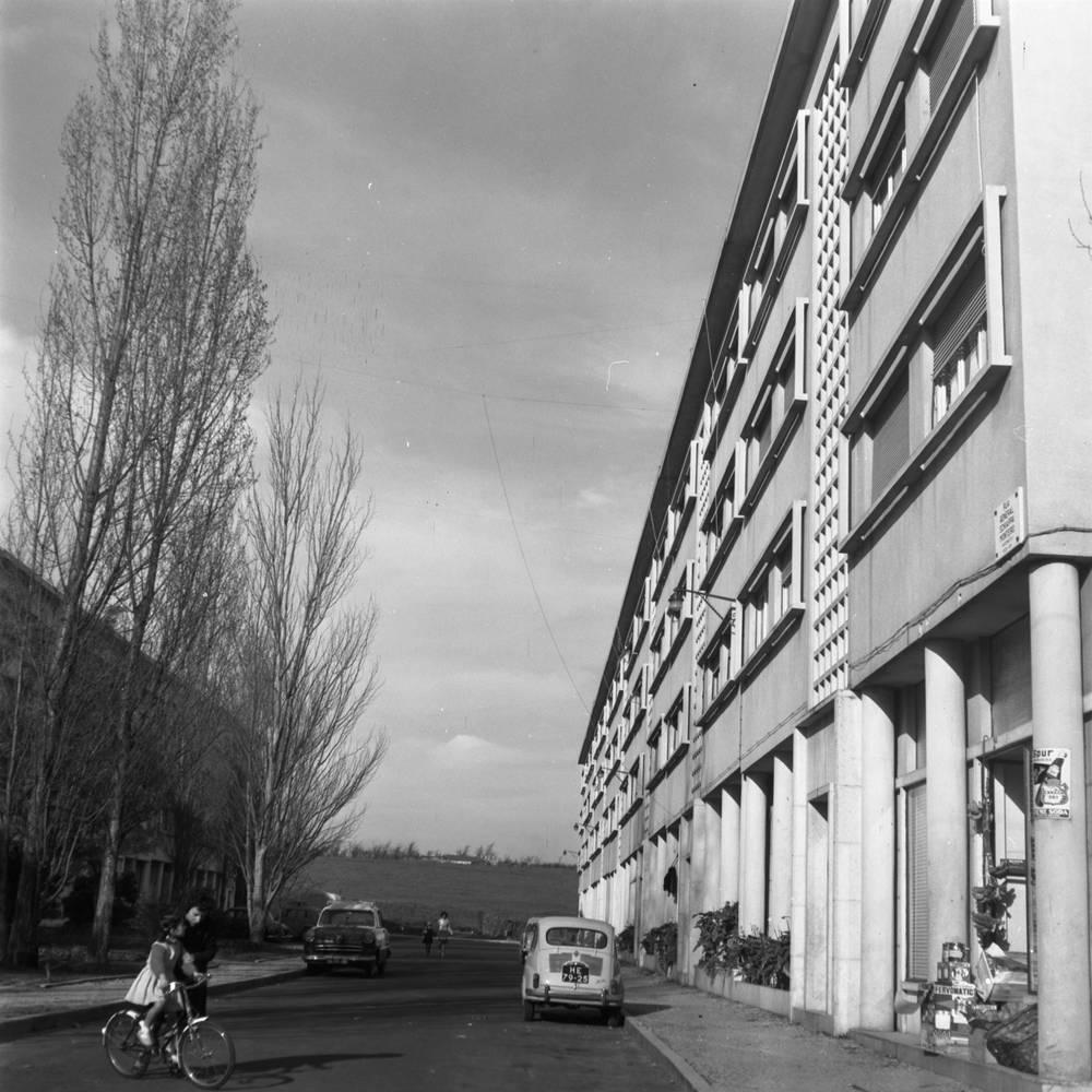 Março 1964 (Artur Goulart / Arquivo Municipal Lisboa)