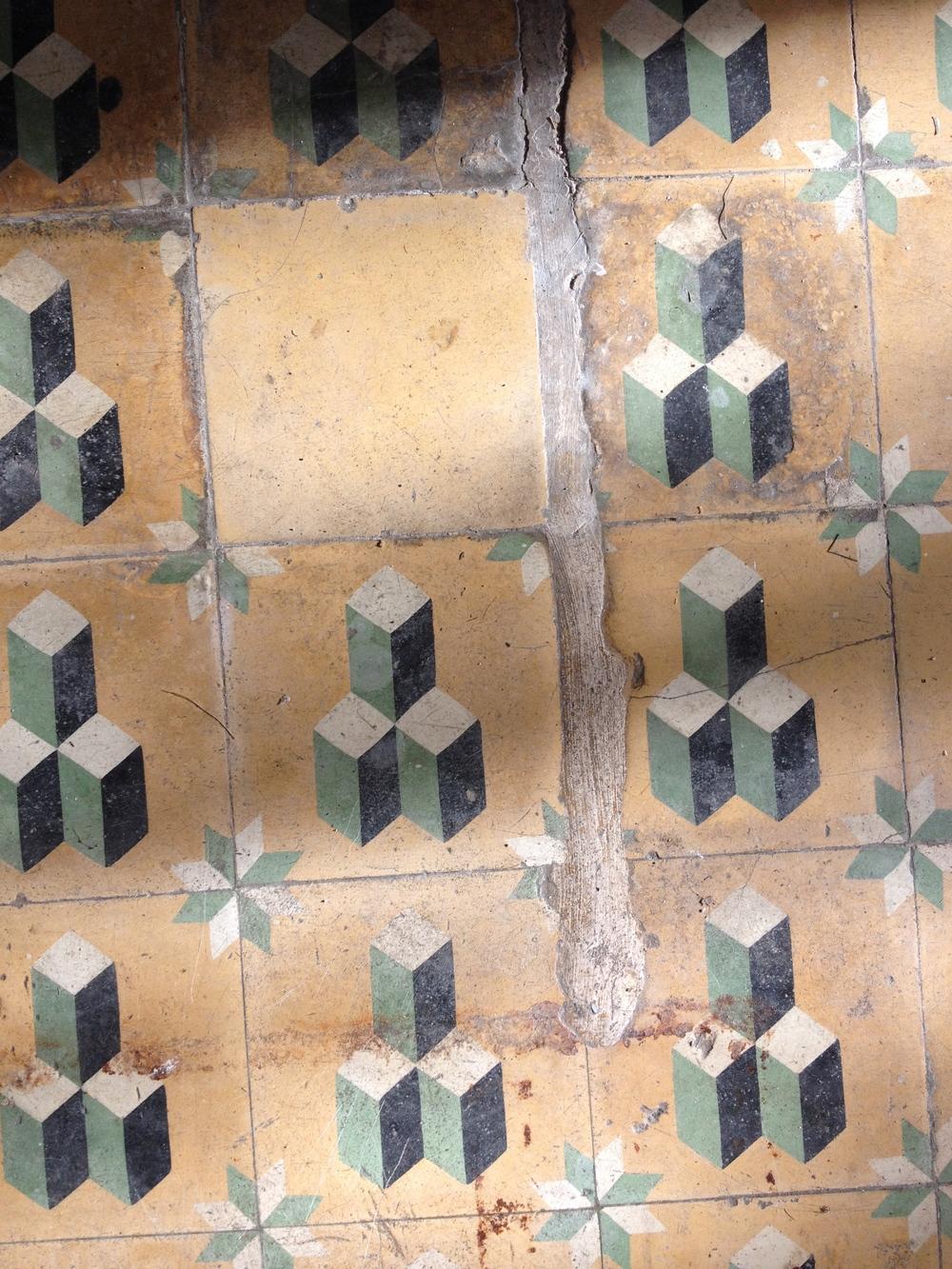 O pavimento, entre o encanto e os danos difíceis de reparar