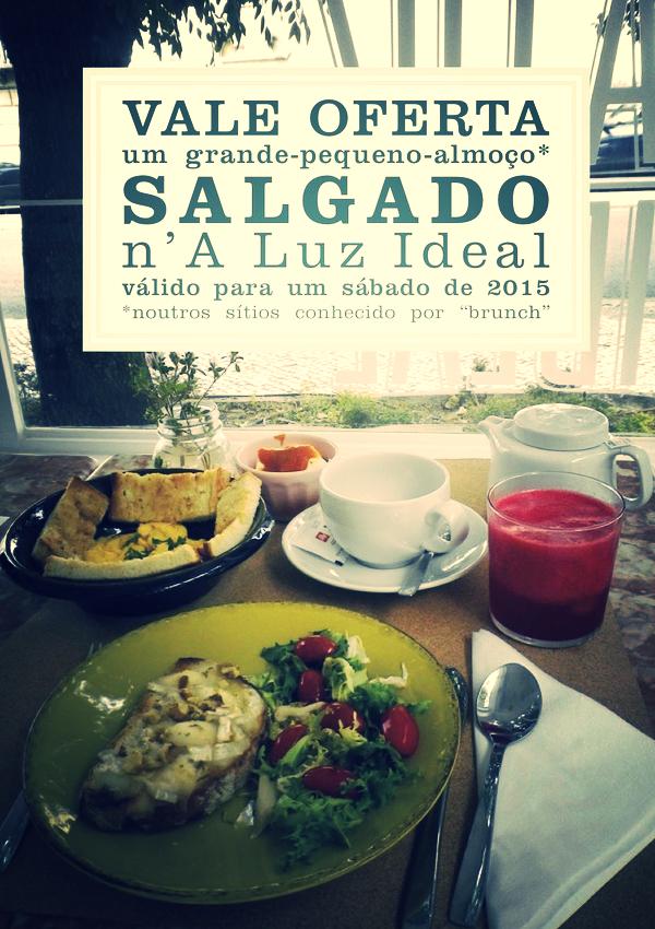 Vale um grande-pequeno-almoço salgado     Tiborna, ovo mexido c/torrada, sumo do dia, bebida quente, requeijão c/doce.   9€   (preço promocional  válido até 31.12.2014)