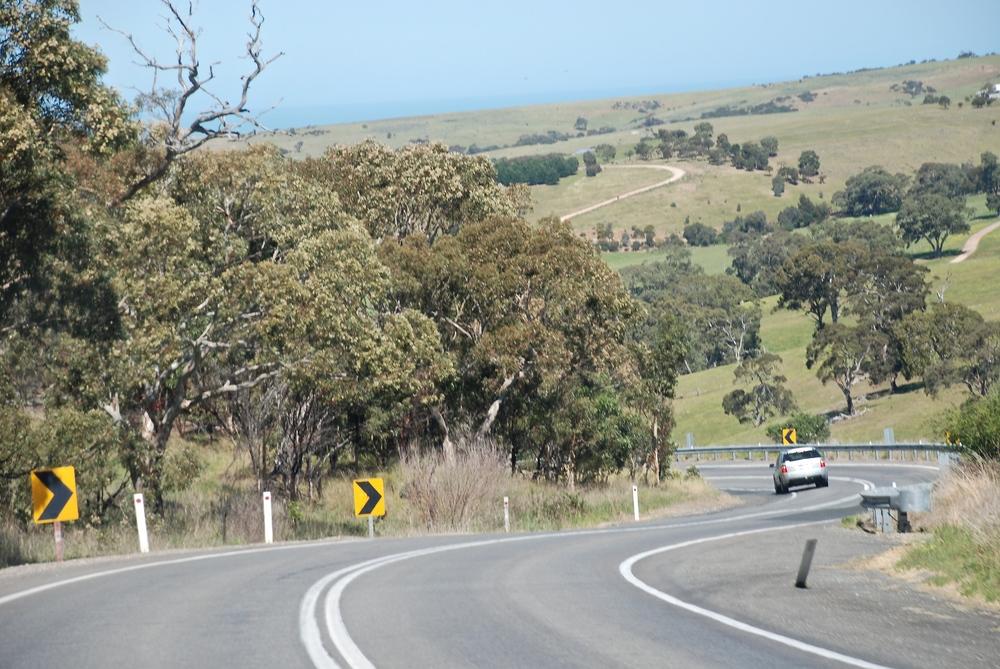 Road to Middleton