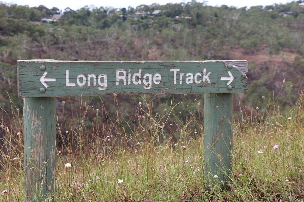 Long Ridge Sign