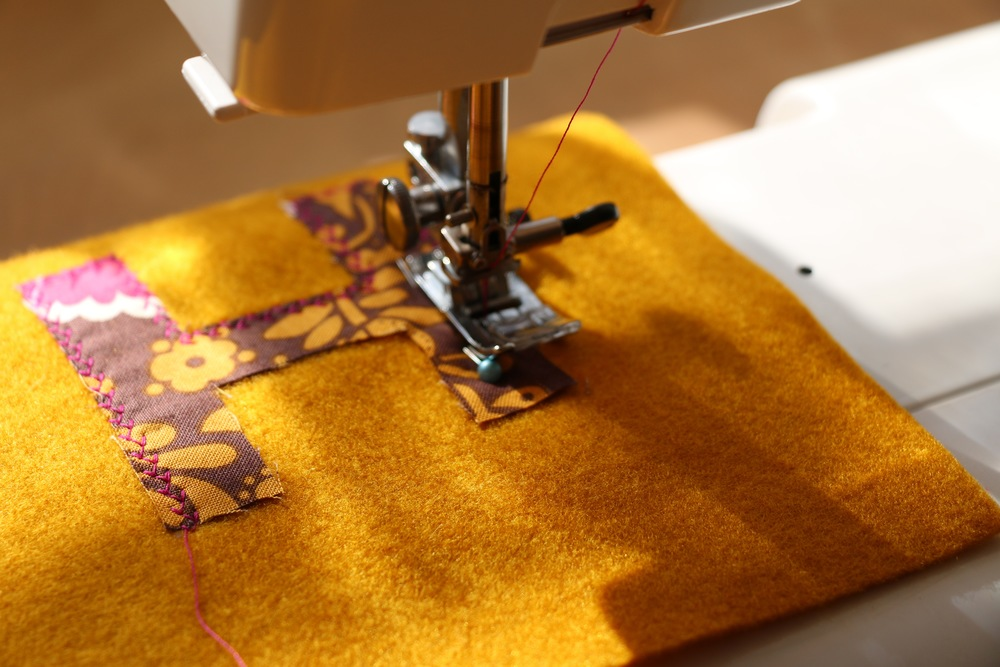 """Sewing """"H"""""""