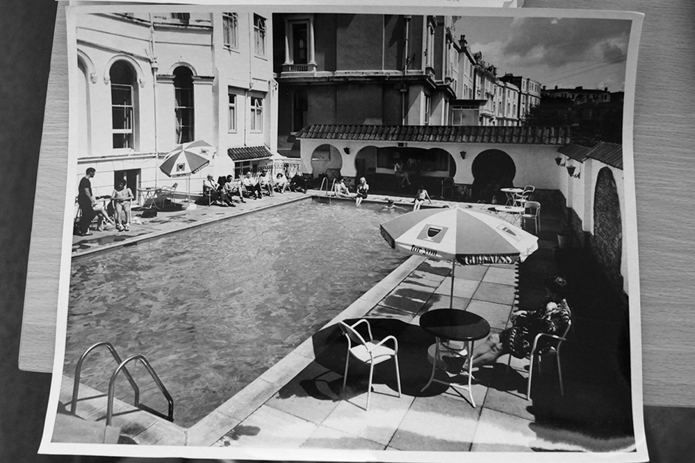The Cavendish Hotel, Torquay, 1973