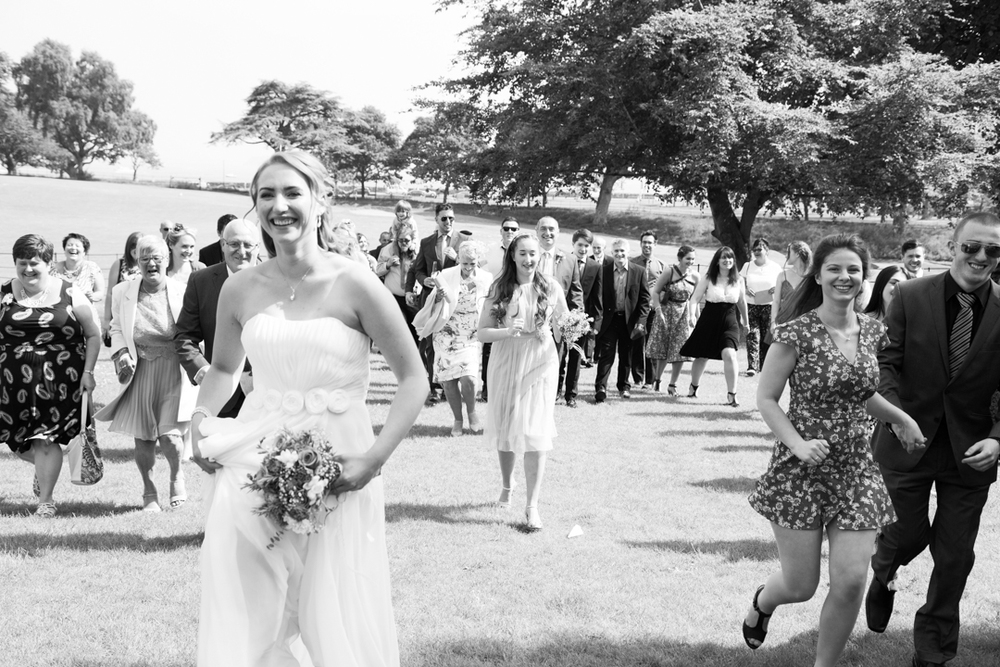 Torre Abbey wedding Torquay
