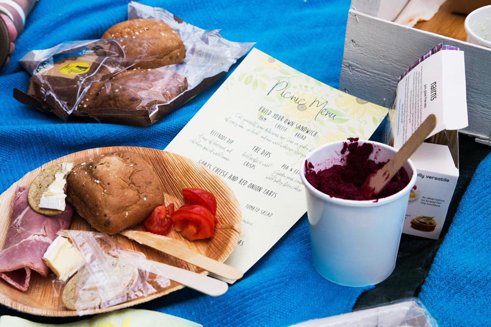 picnic menu