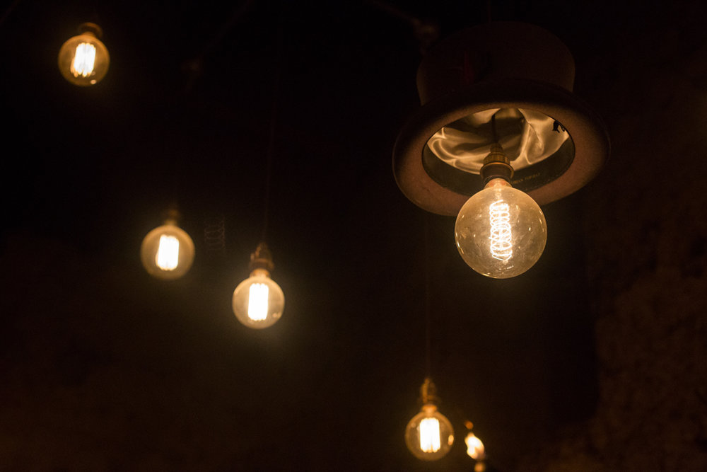 cool fashionable lightbulbs