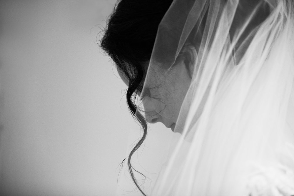 Millbrook Estate bridal preparations