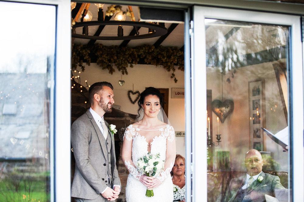 Millbrook Estate wedding ceremony