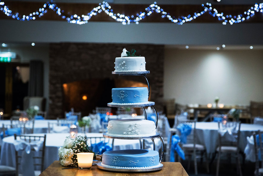 wedding cakes, Quanktock Lakes