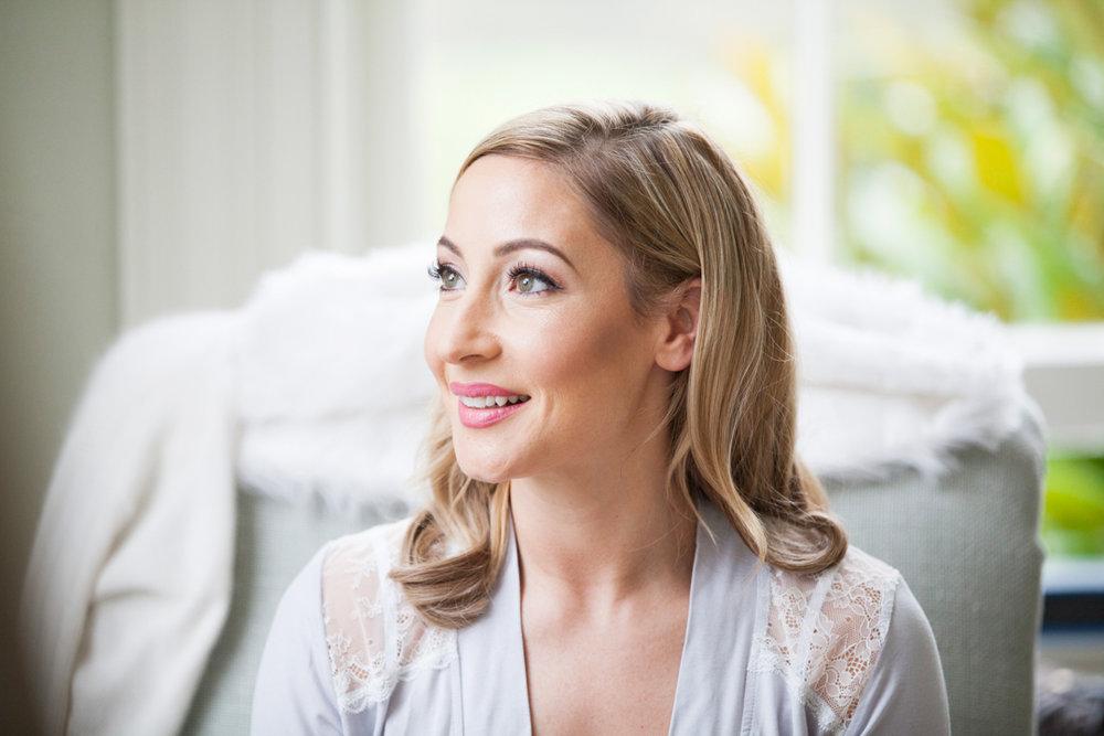 bridal make-up Mac make-up artist
