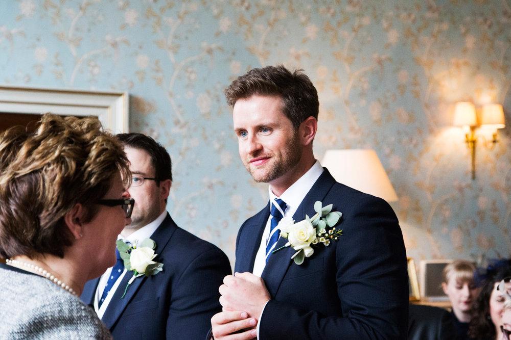 groom and registrar
