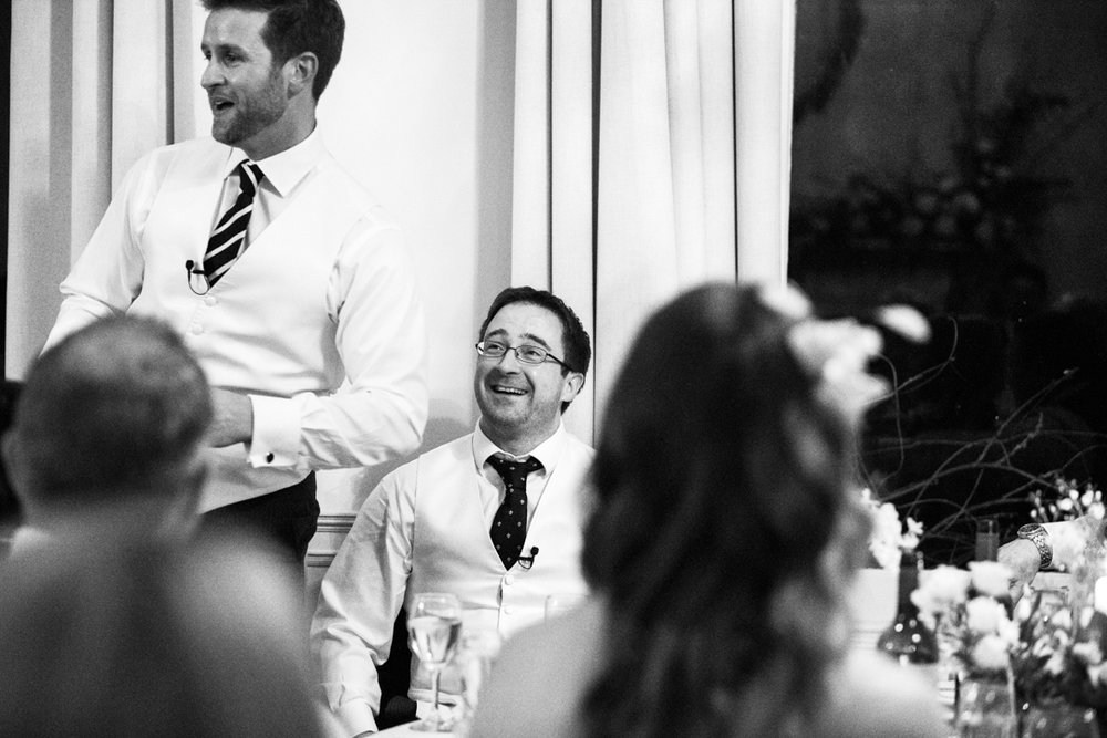 groom and best man speeches
