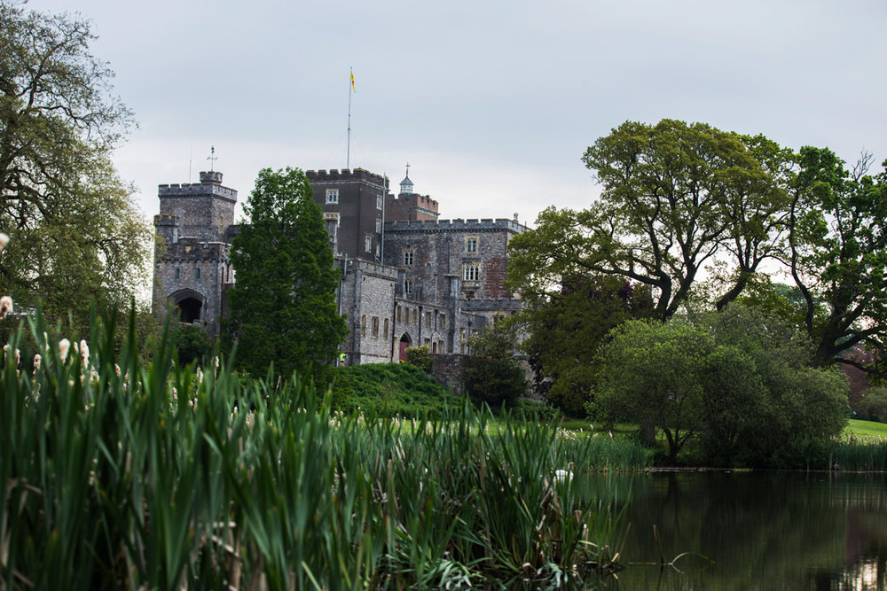powderham castle - kenton