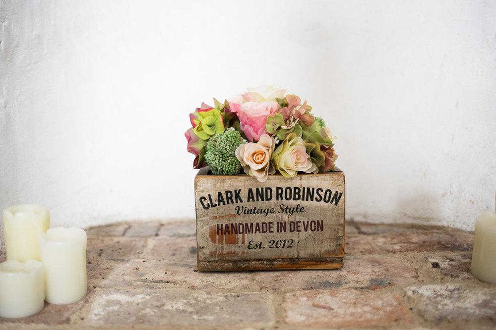 clark and robinson vintage