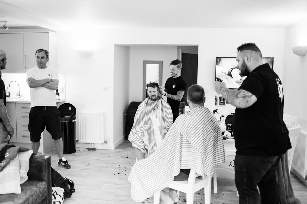 Fresh Kutz barbers