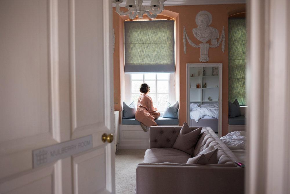 Mulberry room Kingston Estate Totnes