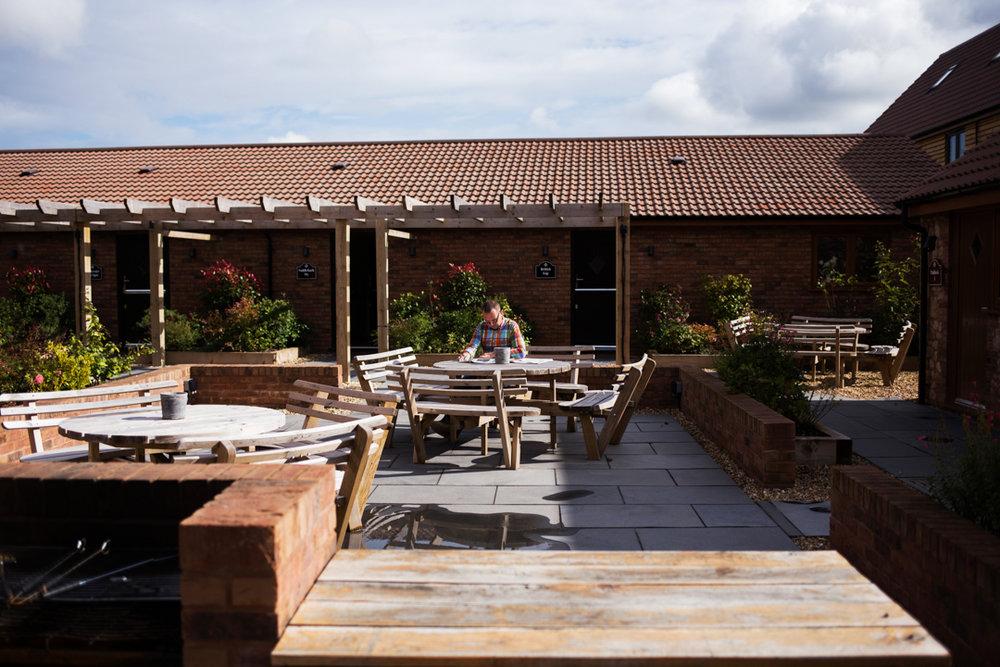 Quantock Courtyard