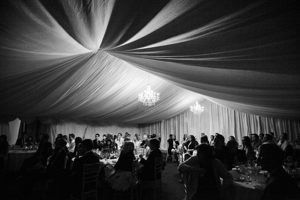 wedding marquee Quantock Lakes