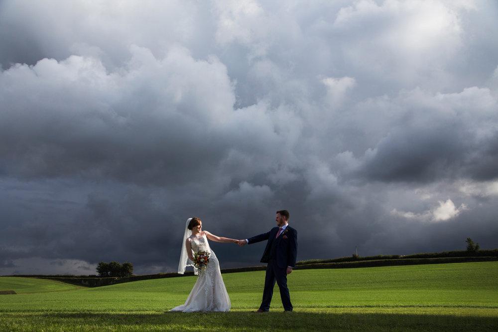 Quantock Lakes wedding