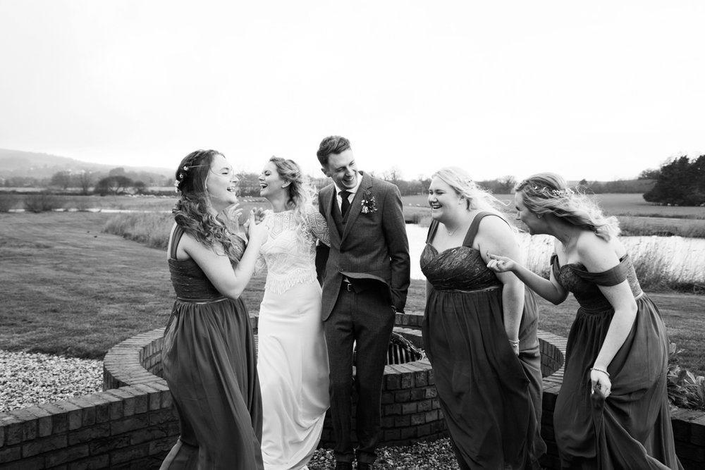 _windy wedding quantock lakes