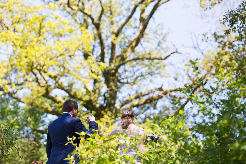 Devon Elopement Wedding