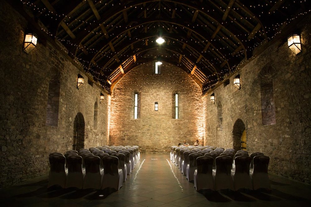 The Spanish Barn - Torre Abbey