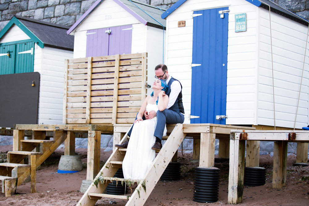 torre abbey sands wedding