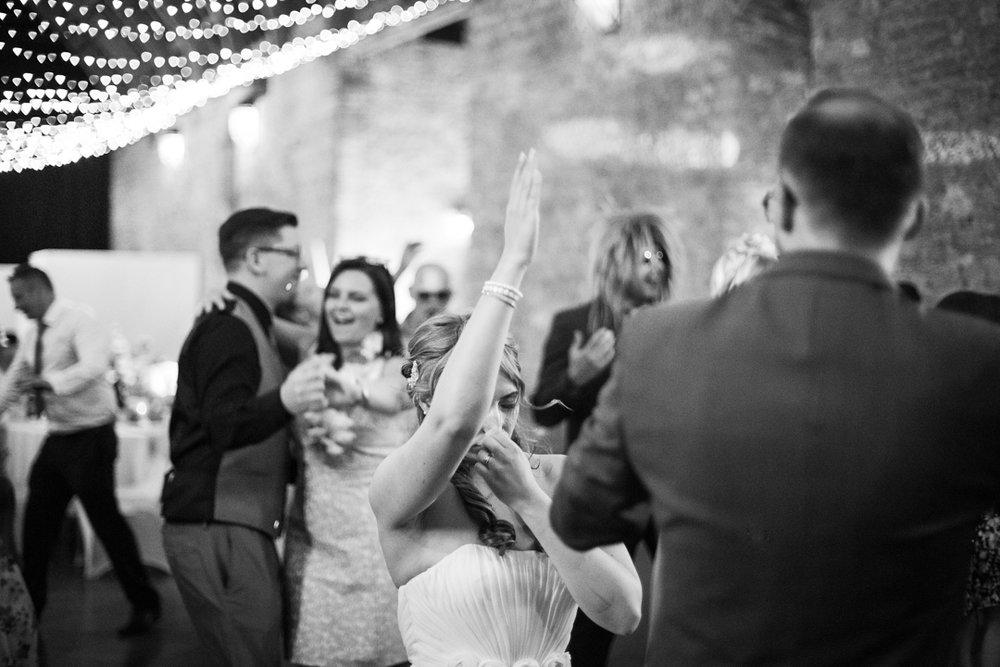 first dance disco - the spanish barn