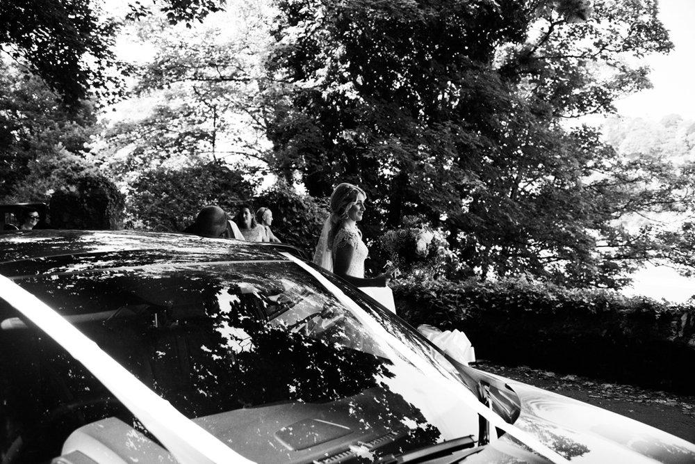 wedding car Dartmouth