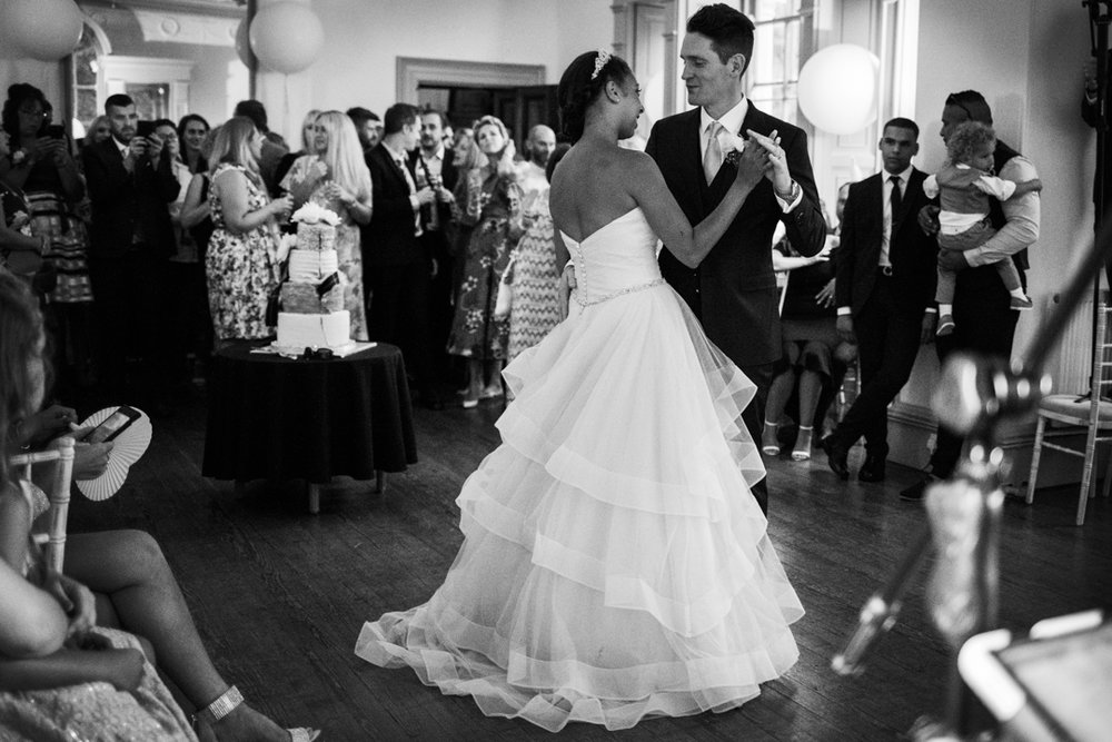 first dance Lupton House