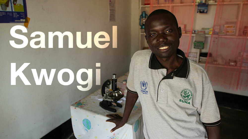 WATCH: Samuel Kwogi: Agent of Change
