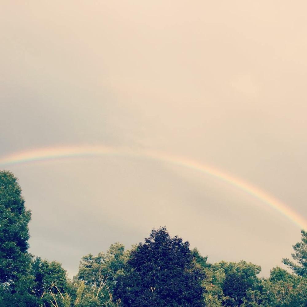 Taken by a Ridgefield resident.