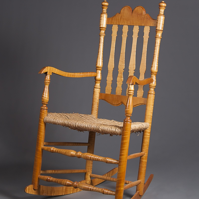 BANNISTER BACK CHAIRS