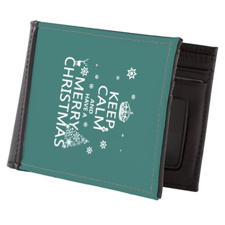 Christmas Wallet