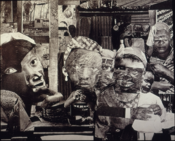 Romare Bearden, Mysteries Collage