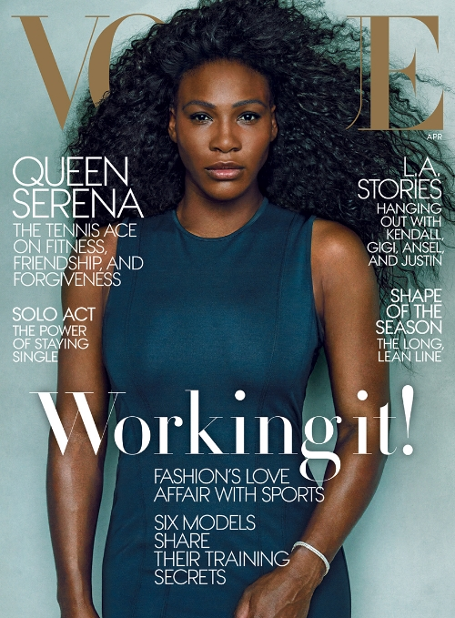 Serena Williams Vogue