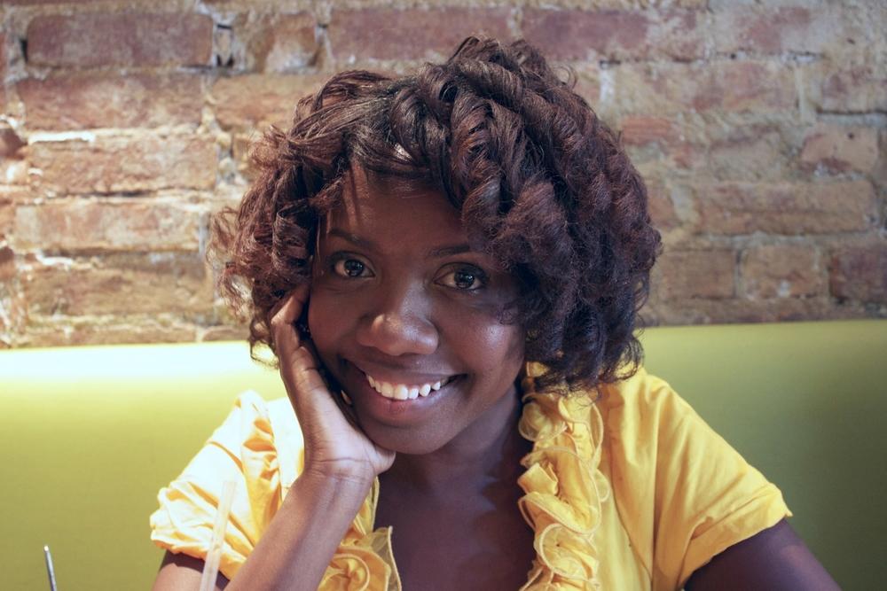 Sex educator Twanna Hines.