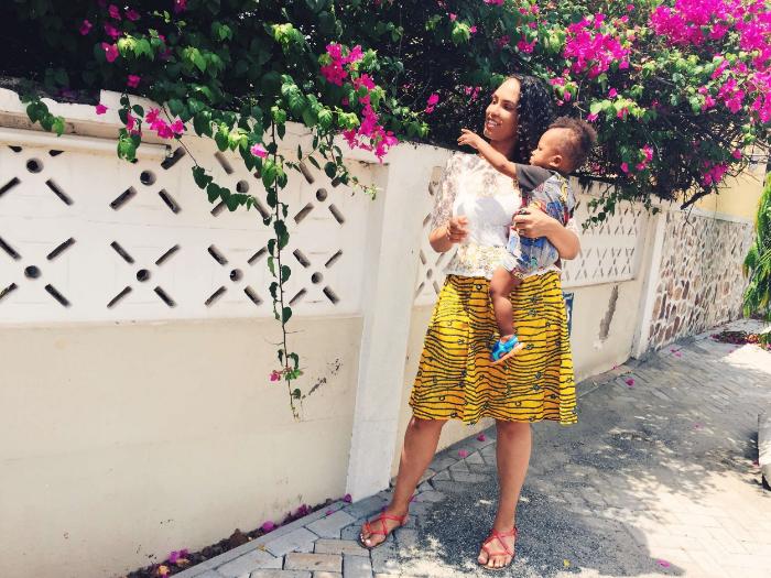 Black Moms Abroad