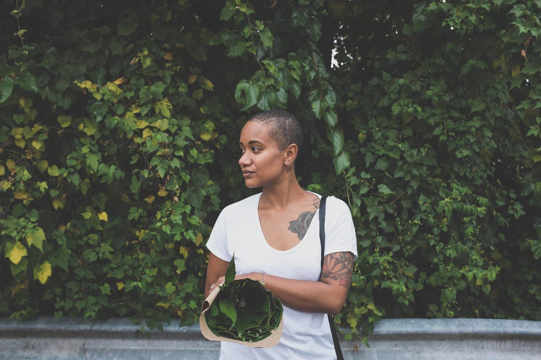 Poet, Alex Elle / Photo: Mater Mea
