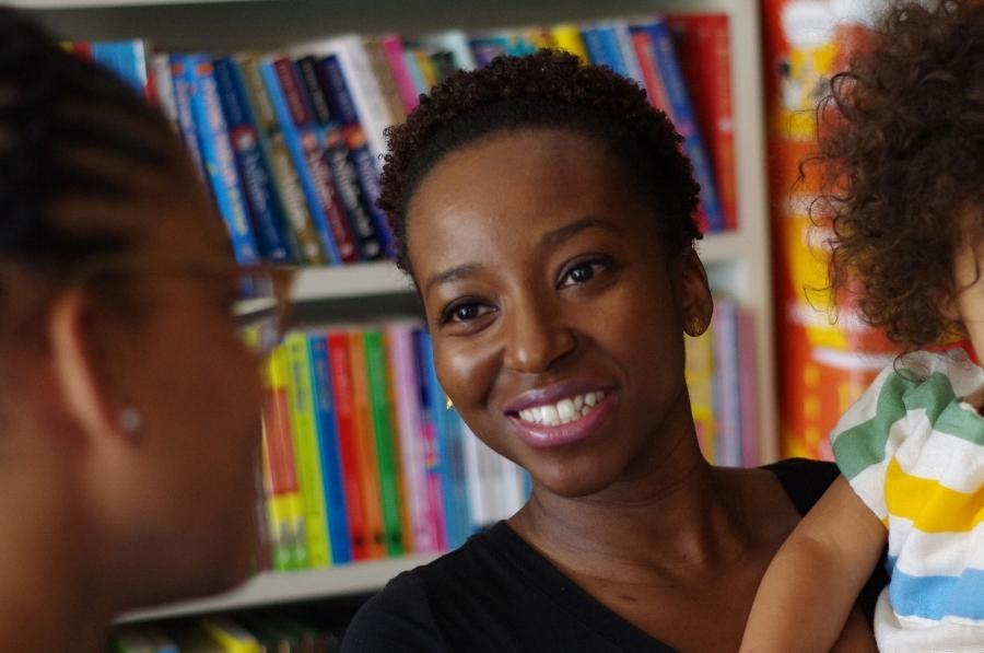 Author Nansubuga Nagadya Isdahl.