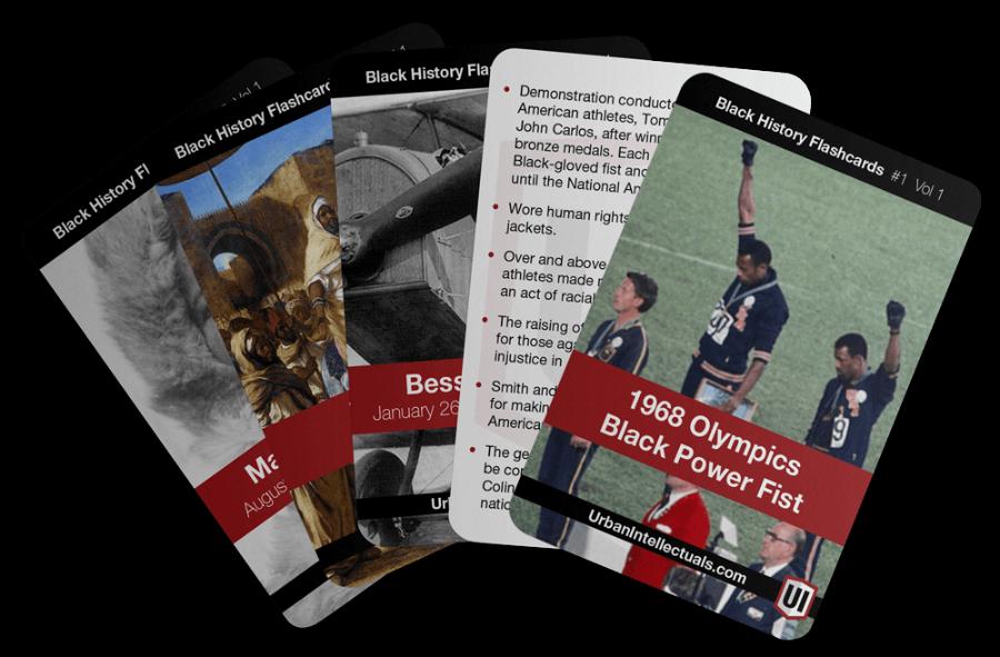 black-history-flashcards