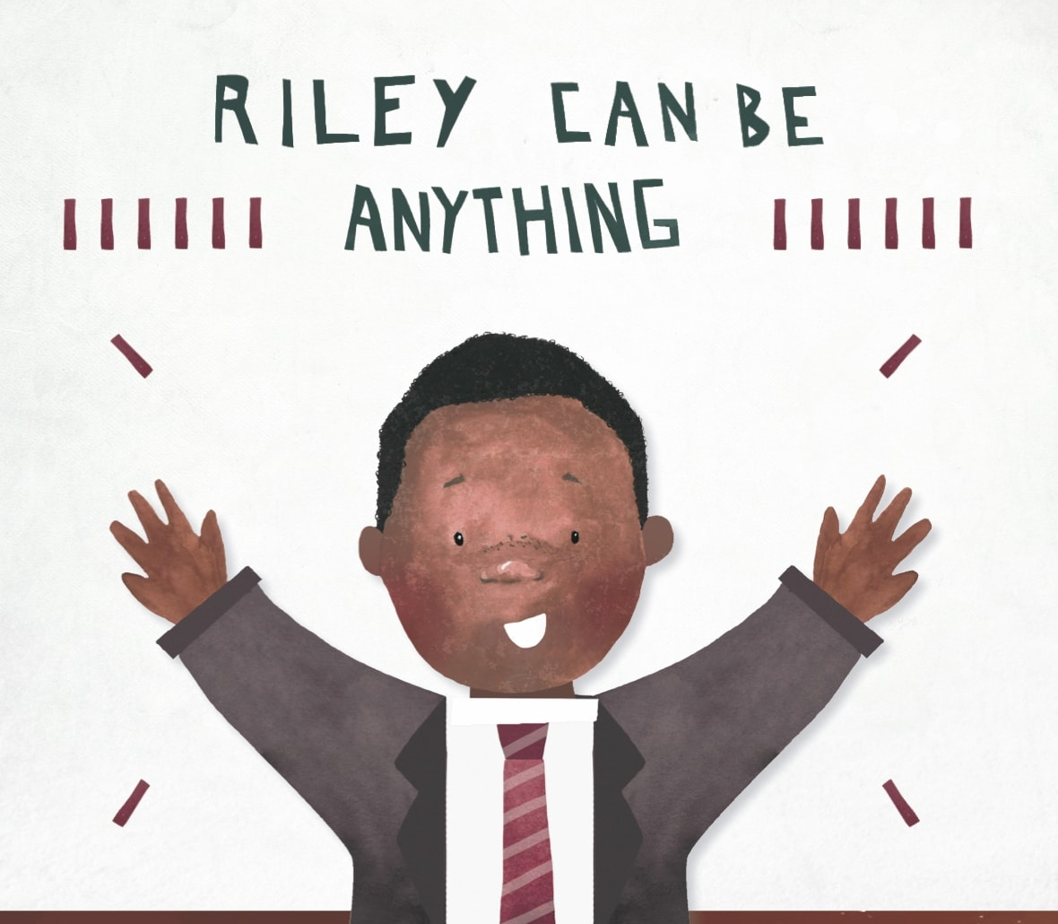 Black Kids' Books Reviewed: Riley Can Be Anything