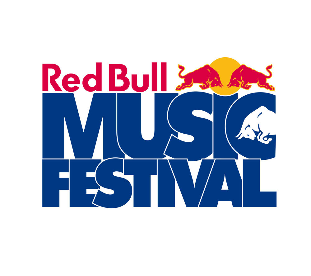 Red Bull Music Festival | Event Logo | 1
