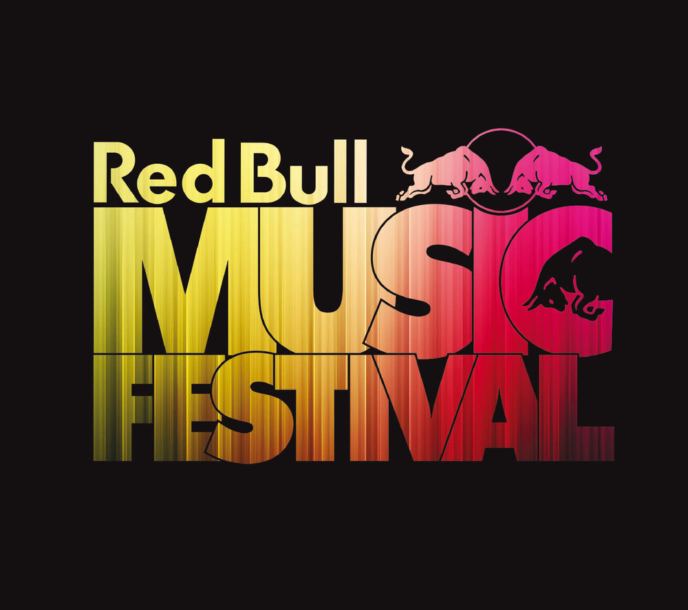 Red Bull Music Festival | Event Logo | 3