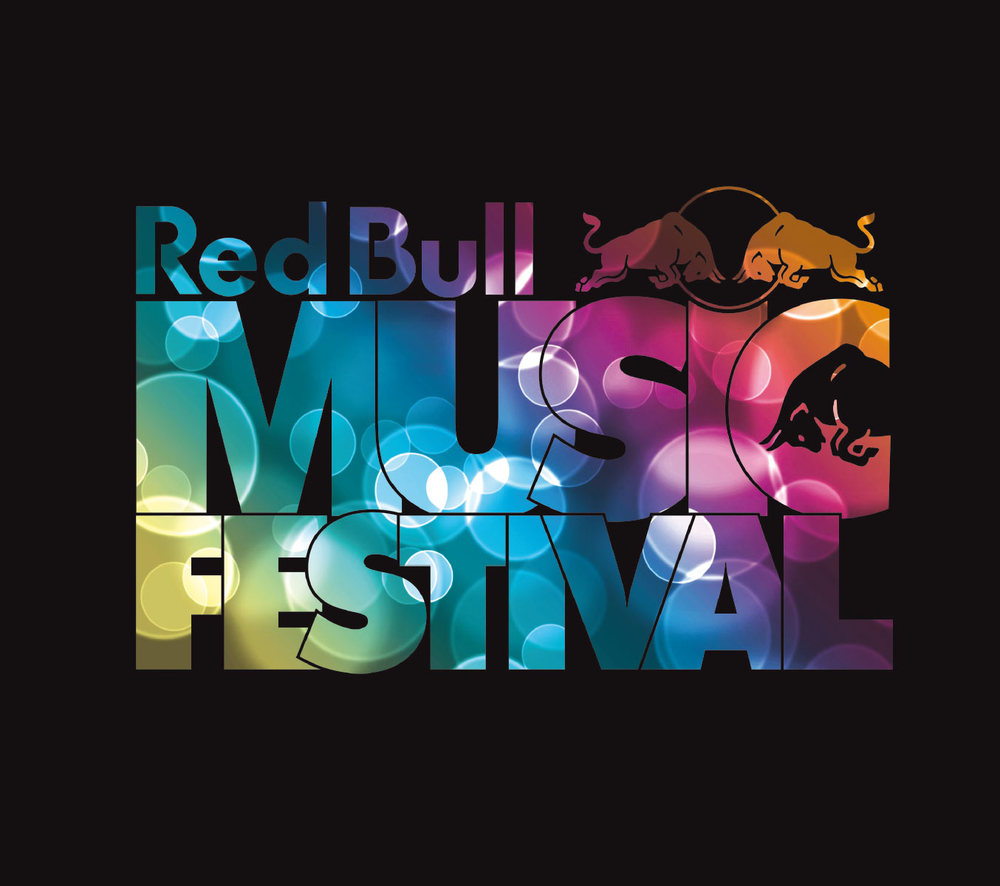 Red Bull Music Festival | Event Logo | 2