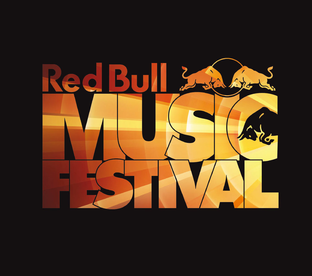 Red Bull Music Festival | Event Logo | 4