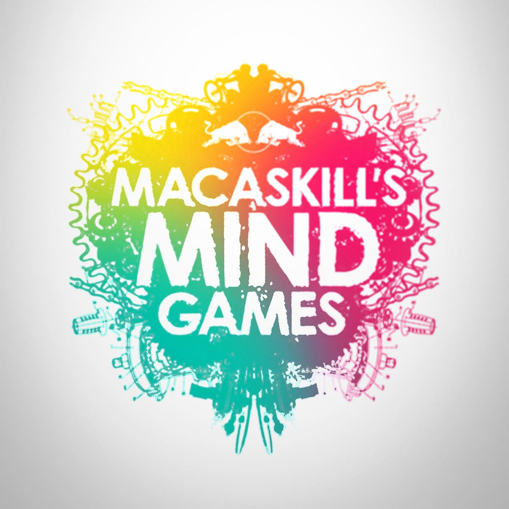 Red Bull | Macaskills Mind Games | Event Logo