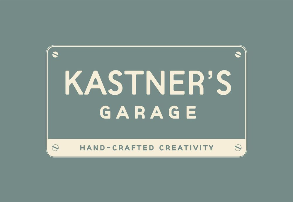 Kastner's Garage | Corporate Identity