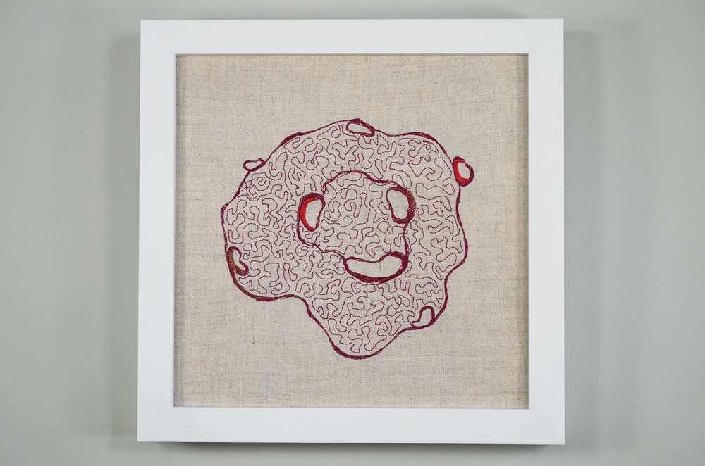 Embroidery Drawing #5